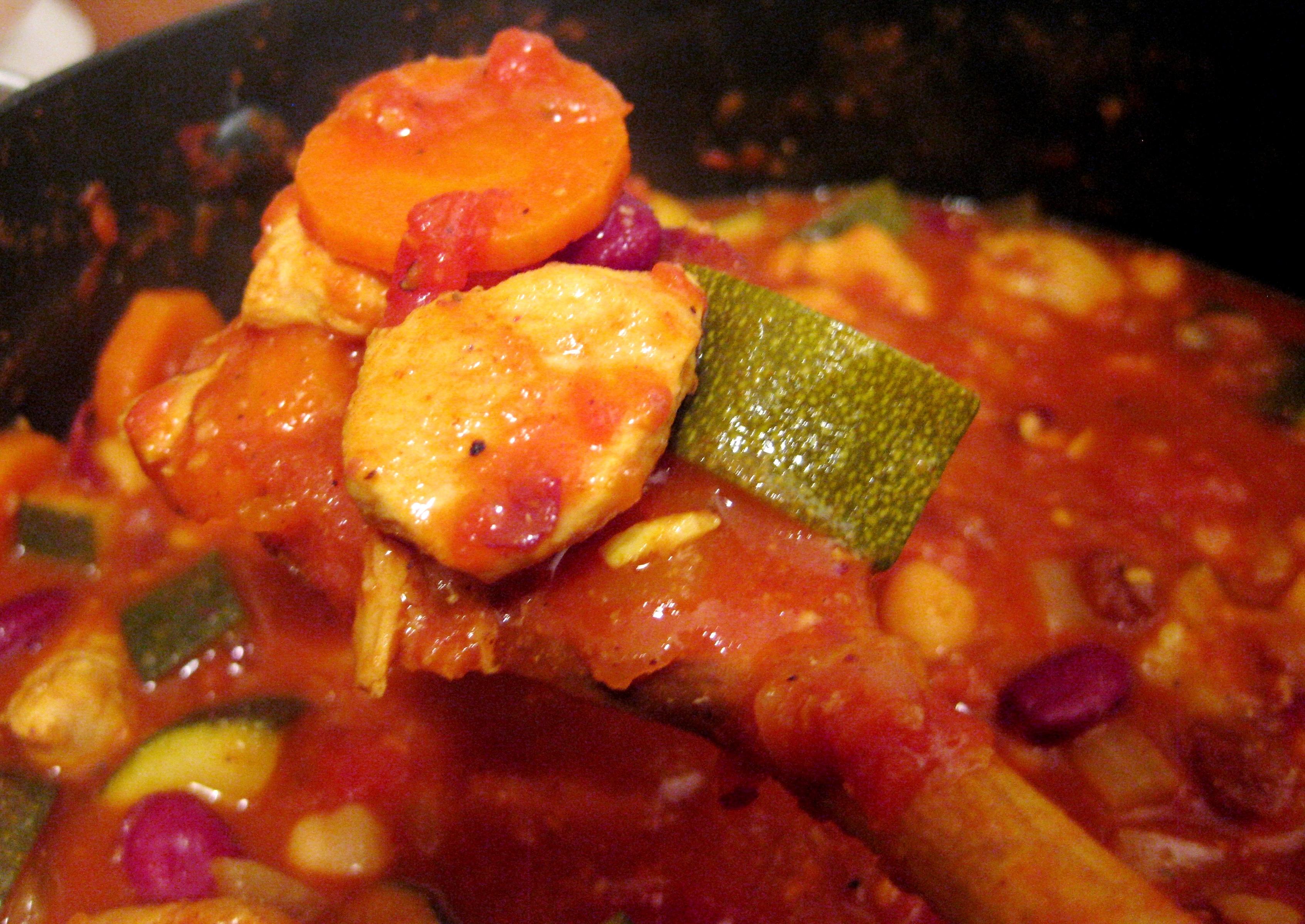 Moroccan chicken breast recipe