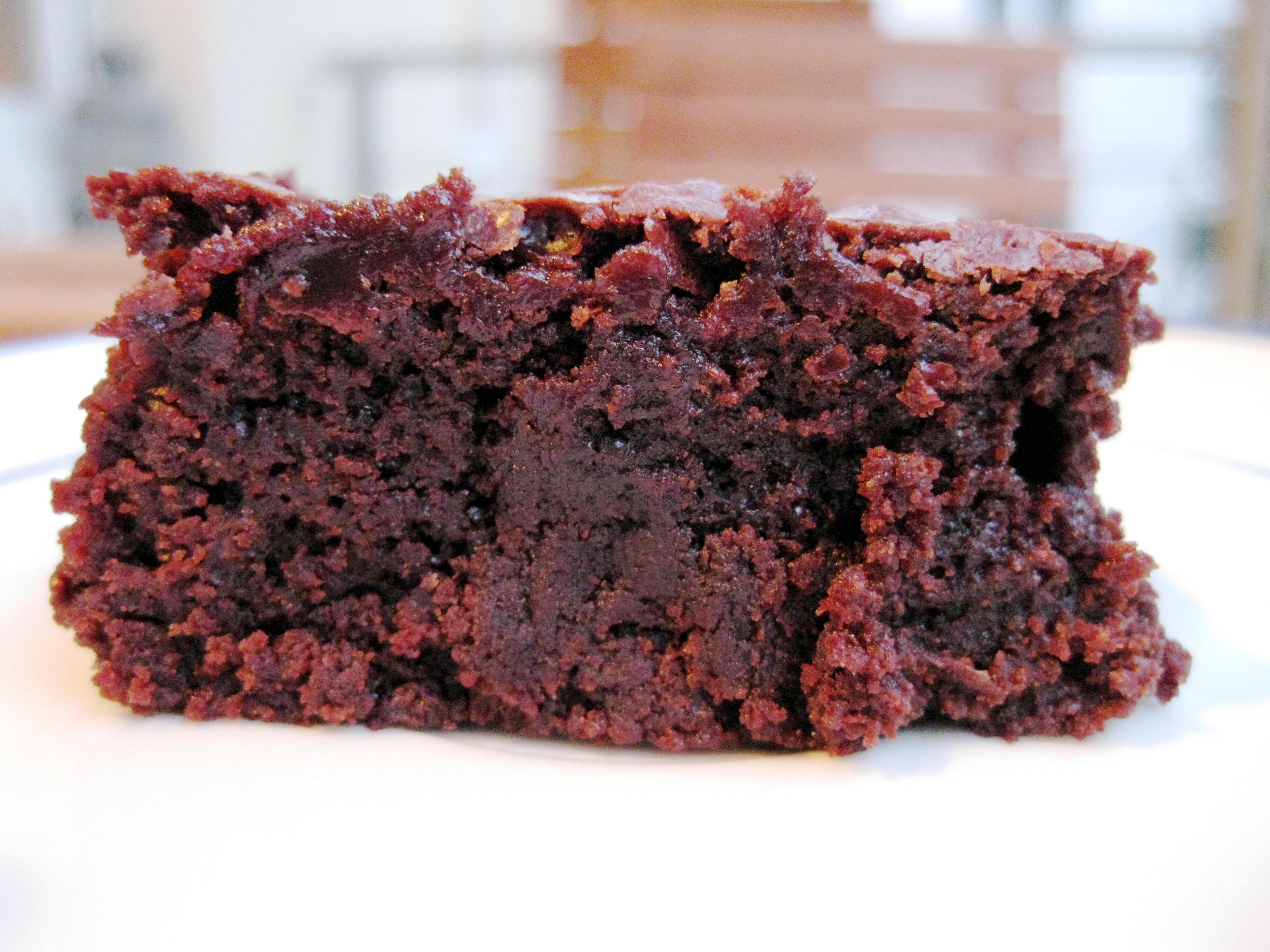 World's Best Fudge Brownies (with gluten-free variation ...