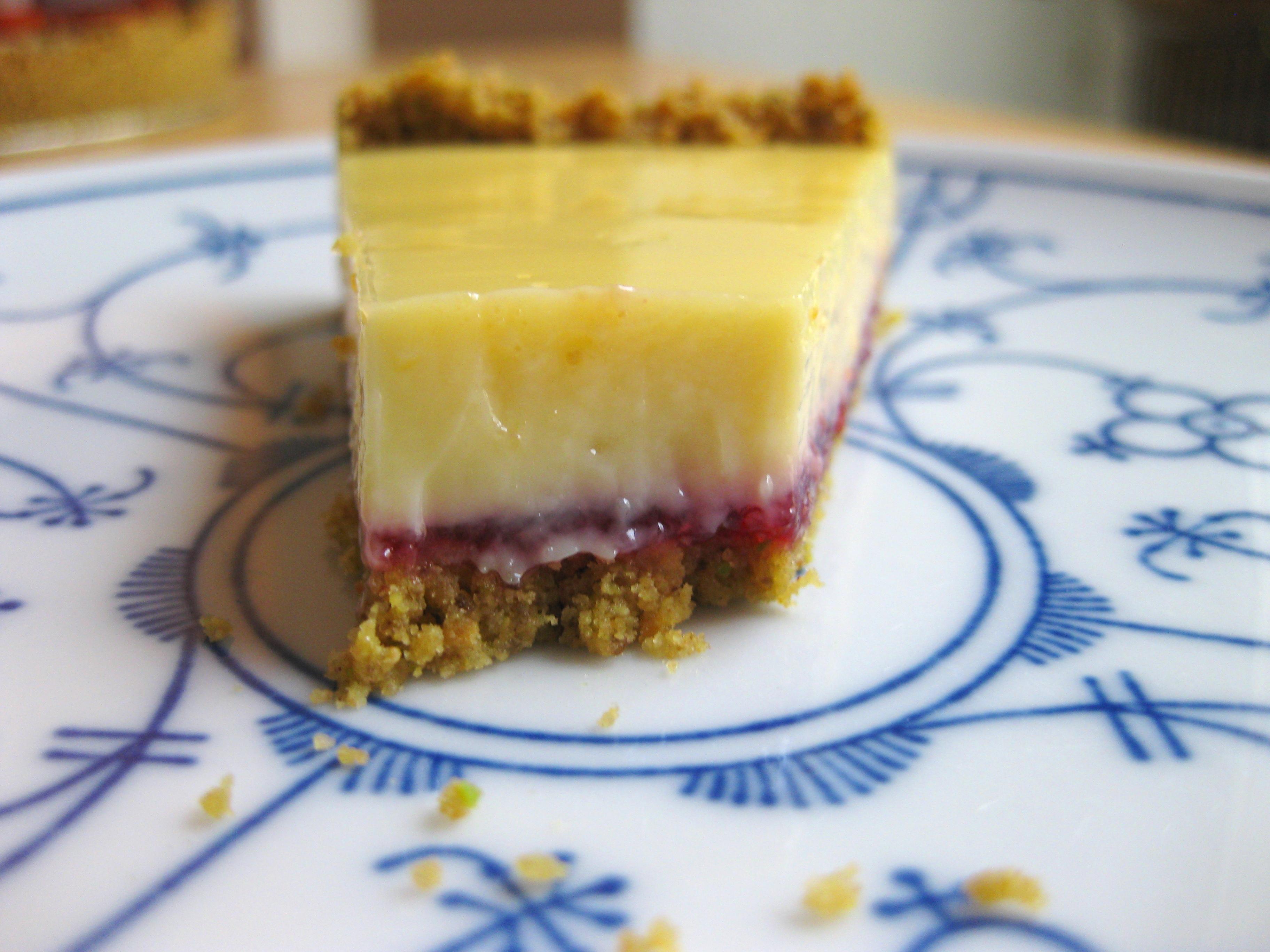 Key Lime Raspberry Tart with Pistachio Crust | Culinspiration: follow ...
